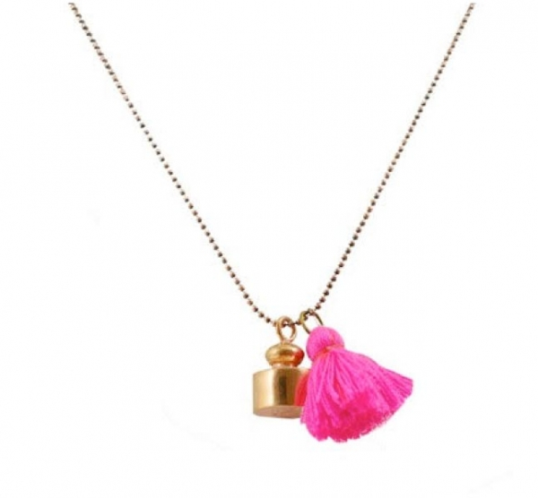 Collana in bronzo rosa 10 gr d'amore